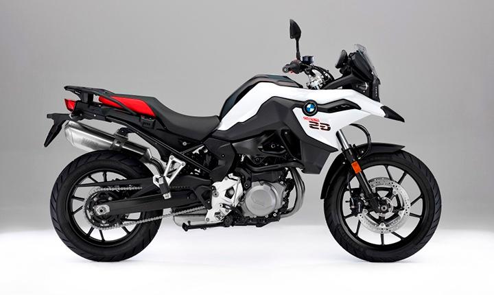 accesorios motos bmw